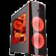 iTek ORIGIN, černá/červená  + Voucher až na 3 měsíce HBO GO jako dárek (max 1 ks na objednávku)