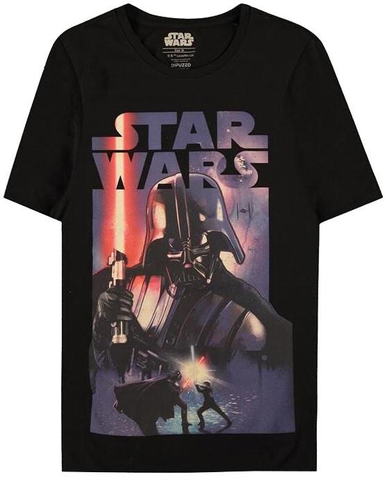 Tričko Star Wars - Vader Poster (M)