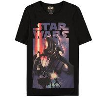Tričko Star Wars - Vader Poster (S) - TS386778STW-S