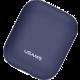 USAMS Liquid Silicone Protective kryt pro AirPods, tmavě modrá
