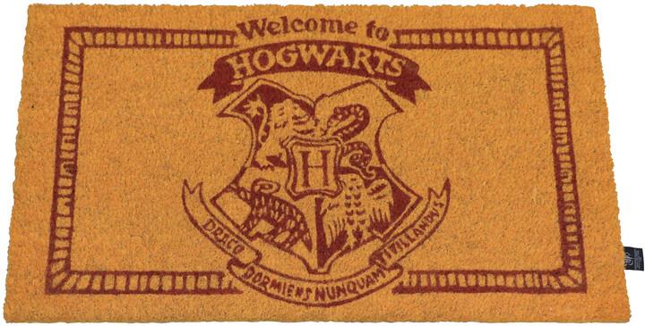 Rohožka Harry Potter - Welcome to Hogwarts