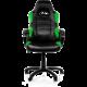 Arozzi Enzo, černá/zelená