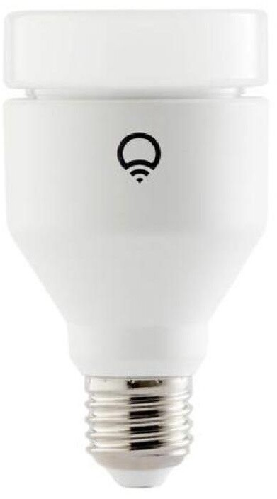 LIFX Colour and White Wi-Fi Smart LED Light Bulb E27