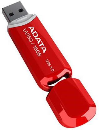 ADATA UV150 16GB, červená