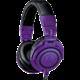 Audio-Technica ATH-M50xPB, černá/fialová