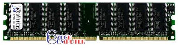 512MB DDR 400
