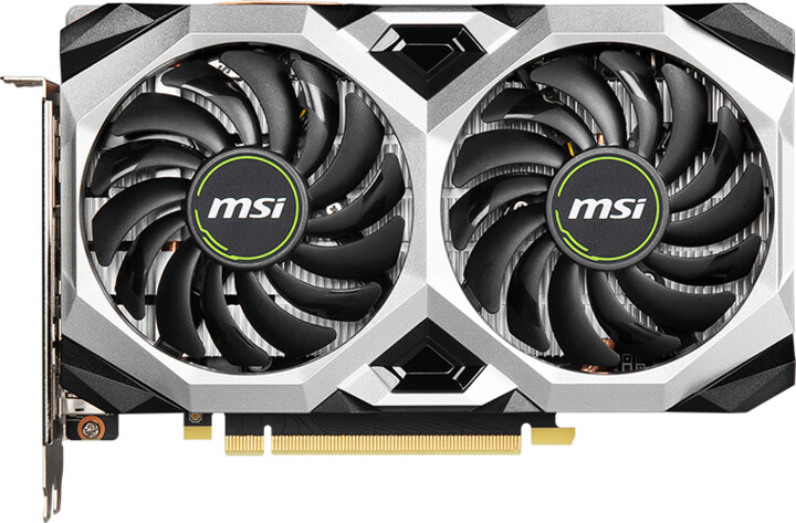 MSI GeForce GTX 1660 SUPER VENTUS XS OC, 6GB GDDR6