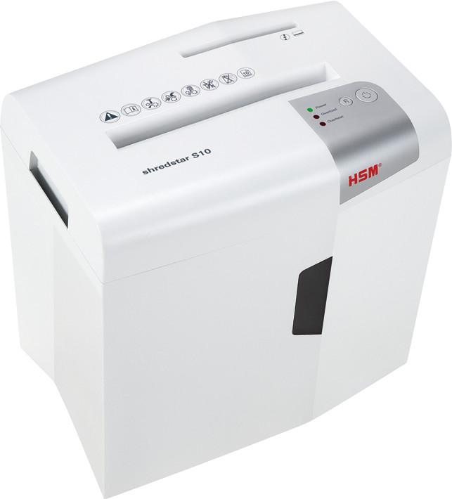 HSM ShredStar S10