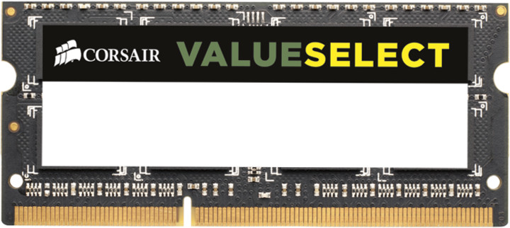 Corsair Value 4GB DDR3 1600 SODIMM