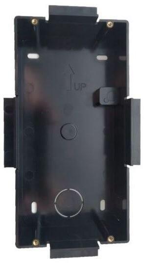 Hikvision montážní box KV8413-Undercover Boxes-BLK, pro DS-KV8x13-WME1