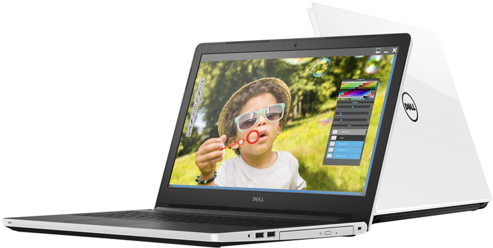 Dell Inspiron 15 (5559), bílá
