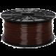 Plasty Mladeč tisková struna (filament), ABS-T, 1,75mm, 1kg, hnědá