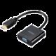 AKASA převodník HDMI na VGA