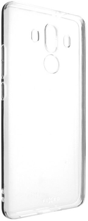 FIXED TPU gelové pouzdro pro Huawei Mate 10Pro, čiré