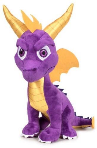 Plyšák Spyro: The Dragon - Spyro (40 cm)