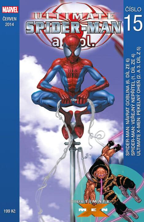 Komiks Ultimate Spider-Man a spol., 15.díl, Marvel