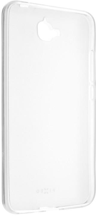 FIXED gelové pouzdro pro Huawei Y6 Pro, bezbarvá