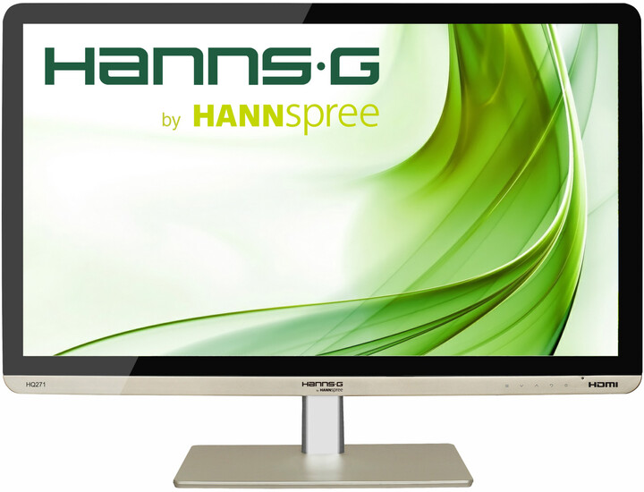 "HANNspree HQ271HPG - LED monitor 27"""