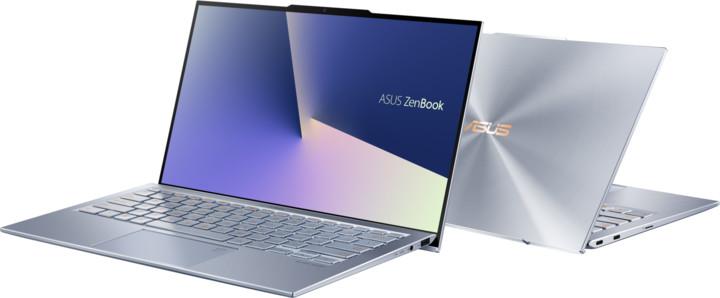ASUS ZenBook S13 UX392FN, modrá