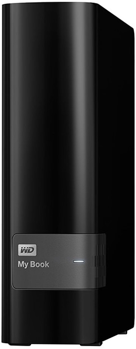 "WD My Book, 3,5"", USB3.0 - 8TB"