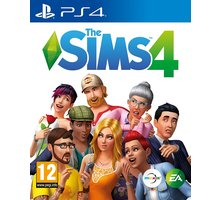 The Sims 4 (PS4) - 5030942122411