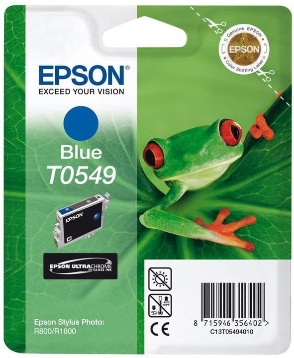 Epson C13T054940, modrá