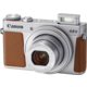 Canon PowerShot G9X Mark II, stříbrná  + 800Kč zpět od Canonu + 100GB úložného prostoru v Lifecake