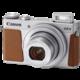 Canon PowerShot G9X Mark II, stříbrná  + BT reproduktor Niceboy SOUNDgo (v ceně 590 Kč)