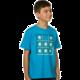 Tričko Minecraft Diamond Crafting, dětské (M)