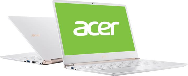 Acer Swift 5 celokovový (SF514-51-753Z), bílá