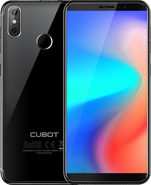 CUBOT J3 Pro, 1GB/16GB, černá