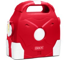 DOCA Powerbank 95000mAh červená - DG-600-RED