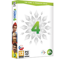The Sims 4 - Prémiová edice (PC)