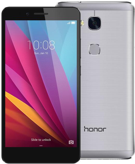 Honor 5X, šedá