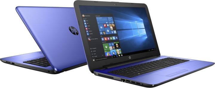HP 15 (15-ba070nc), modrá
