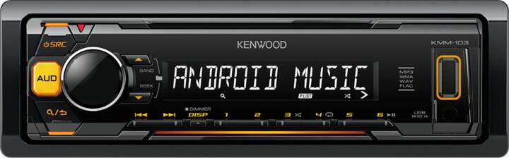 Kenwood KMM-103AY