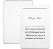 Amazon New Kindle 2019, bílá - sponzorovaná verze - EBKAM1150