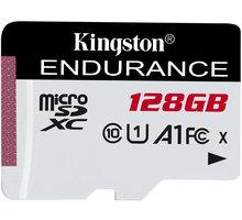 Kingston Micro SDXC 128GB Endurance UHS-I - SDCE/128GB