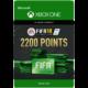 FIFA 18 - 2200 Points (Xbox ONE) - elektronicky