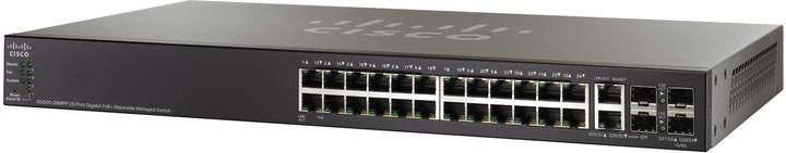 Cisco SG500-28MPP