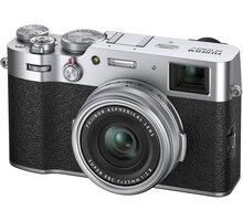 Fujifilm X100V, stříbrná - 16642965