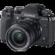 Fujifilm X-T3 + XF18-55 mm, černá