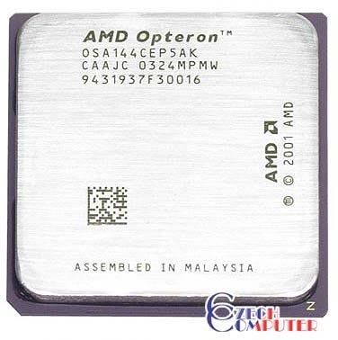 AMD Opteron 144 Tray, 939