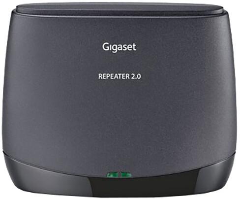 Gigaset Repeater 2.0 pro zvýšení dosahu bezšňůrových telefonů DECT/GAP