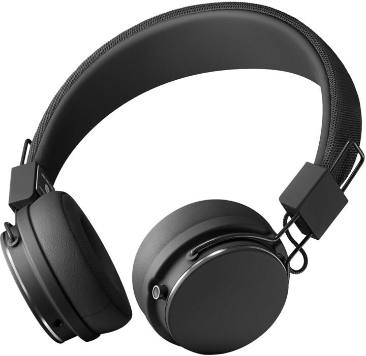 Urbanears Plattan 2 Bluetooth, černá