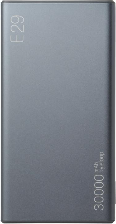 EPICO Externí baterie ELOOP by E29, šedá