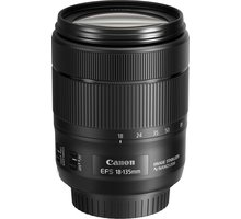 Canon EF-s 18-135mm f/3.5-5.6 IS USM - 1276C005