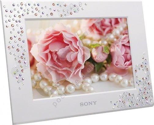 """Sony DPF-C700WI - 7"""", bílý"""