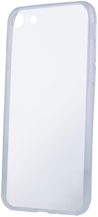 Forever silikonové pouzdro Slim pro Xiaomi Redmi 9, transparentní