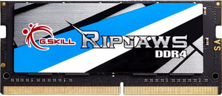 G.SKill Ripjaws 16GB DDR4 2400 SO-DIMM